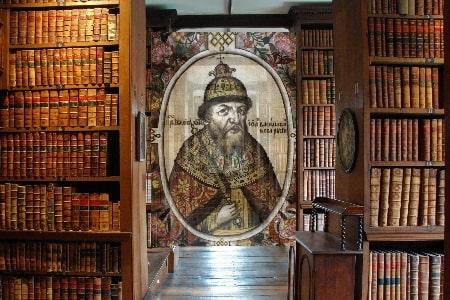 Что мы знаем о Либерее - библиотеке Ивана Грозного?